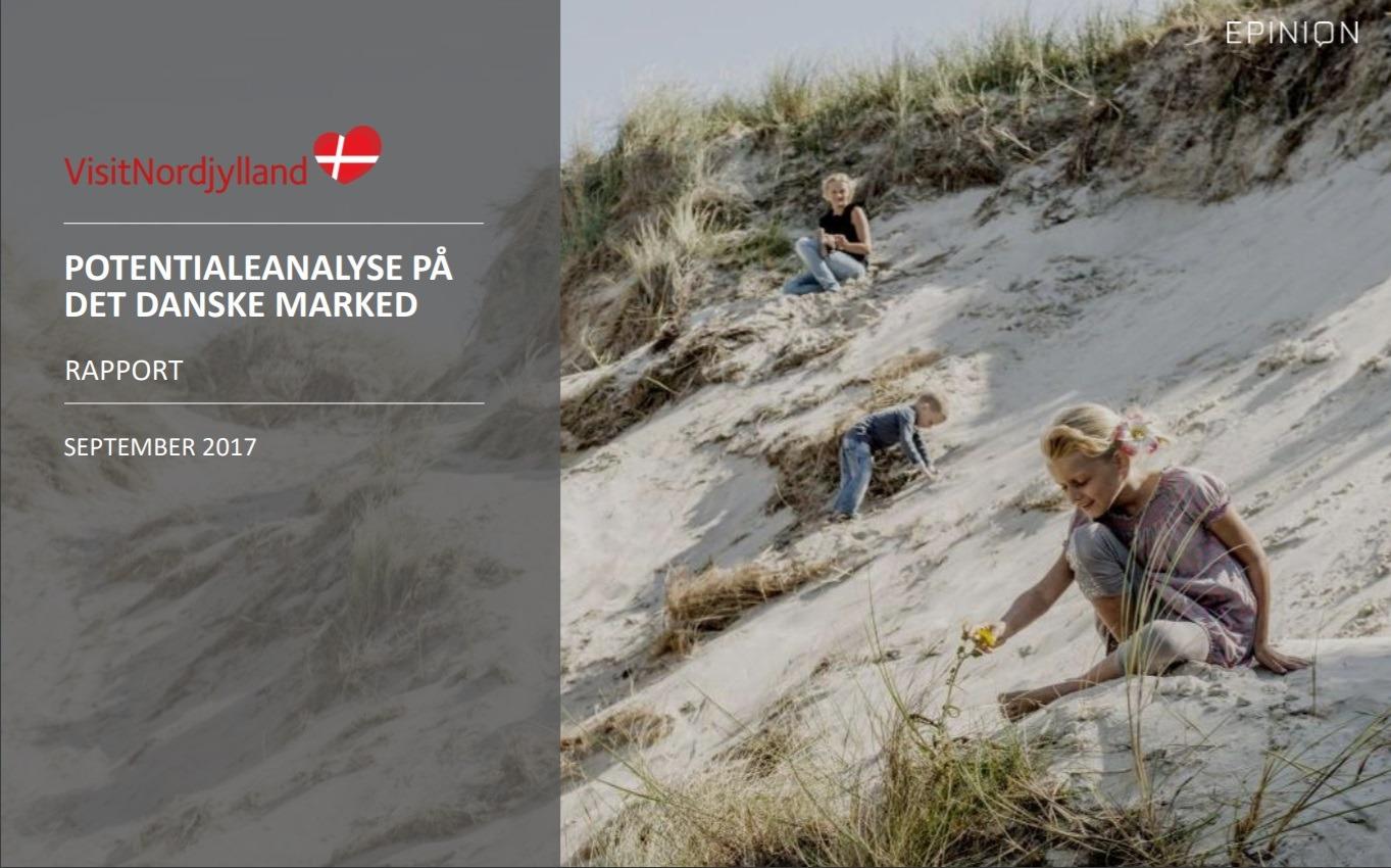 Potentialeanalyse på det danske marked