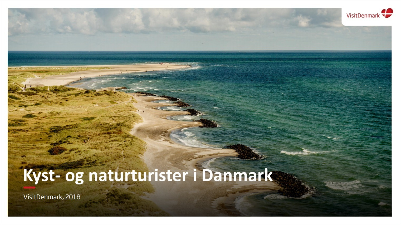 Kyst- og naturturister i Danmark