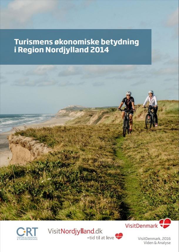 Turismens økonomiske betydning i Region Nordjylland 2014