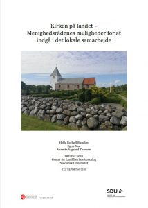 Kirken på landet: Menighedsrådenes muligheder for at indgå i det lokale samarbejde