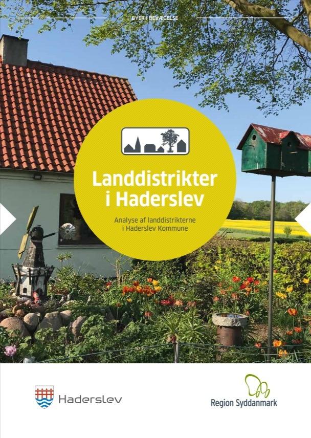 Landdistrikter I Haderslev – Analyse af landdistrikterne i Haderslev kommune