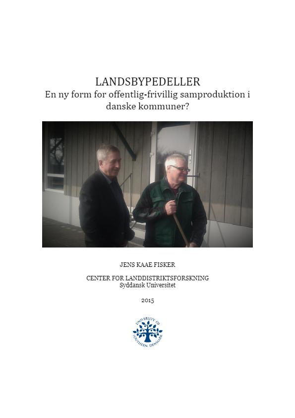 Landsbypedeller: En ny form for offentlig-frivillig samproduktion i danske kommuner?