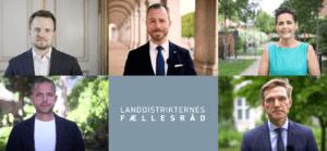 Regering og partiledere: Sammen skal vi skabe et Danmark i udvikling, uanset postnummer