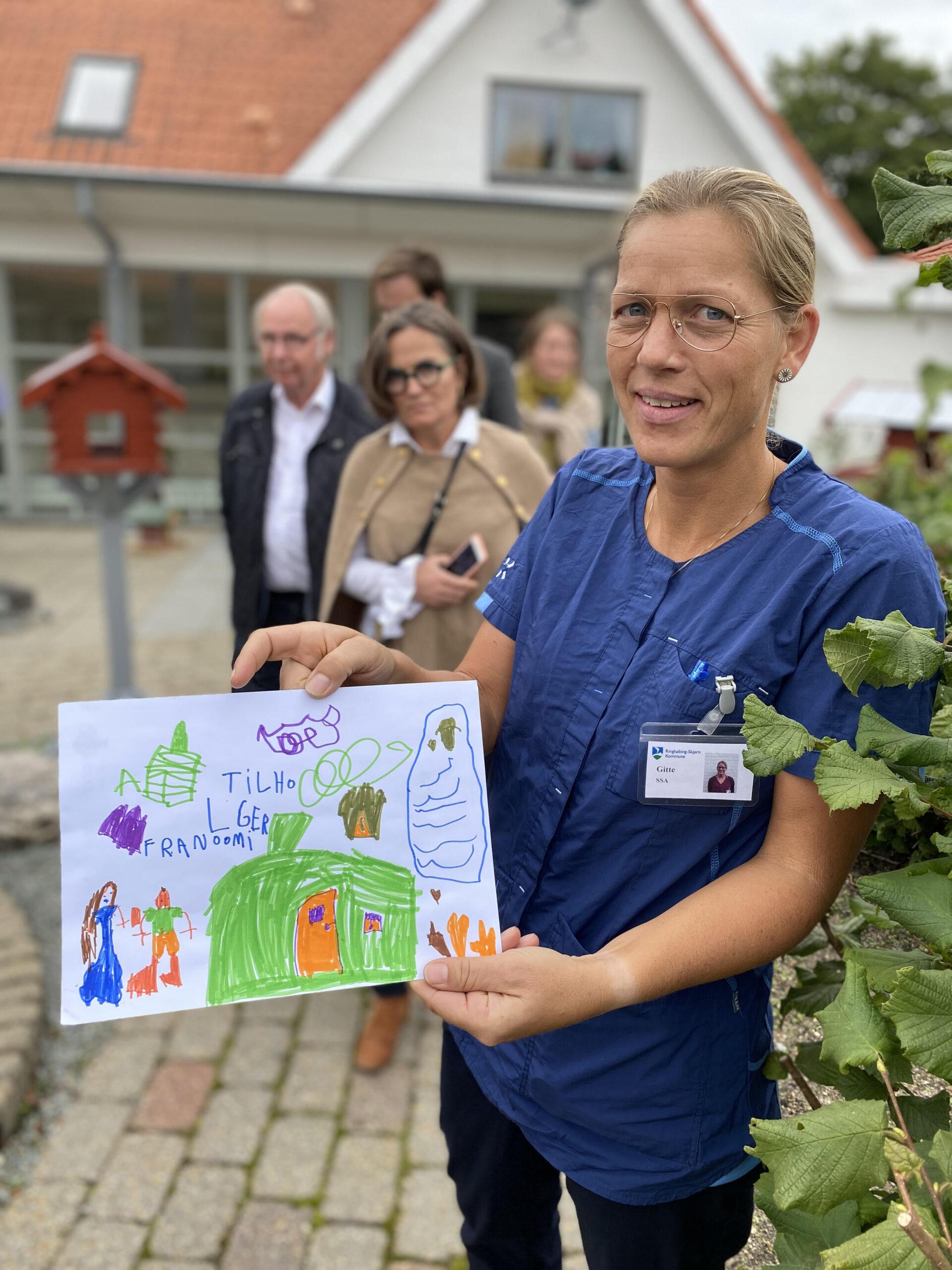 "Årets Landsby 2020: ""Her bor vi med vilje"""