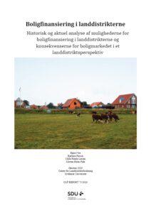 Boligfinansiering i landdistrikterne